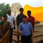 Dinesh Kumar and family - Indian customer