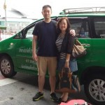 Mr Samuel and mom - Singaporean customer