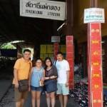 Shirley and family - Singaporean customer