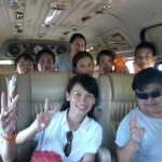 Esther Chen and family - Malaysian customer