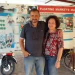 Mr & Mrs Campos - Portuguese customer