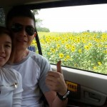 Sarah and friend- Singaporean customer