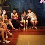 Joanne and family - Singaporean customer