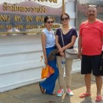 Rohini Shakya and family - Nepalese customer