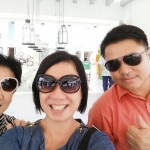 Wendy and family - Singaporean customer