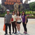 Tan Siew and family - Malaysian customer