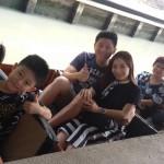 Joyce Quek and family - Singaporean customer