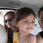 Elaine and family - Malaysian customer