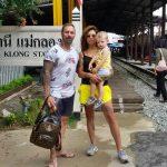 Sonia and family - Italian customer