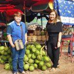Analy Lenon and friend - Filipino customer