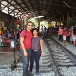 Swati and husband - Indian customer