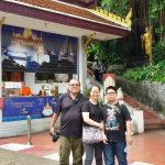 Ron Kwong and family - Singaporean customer