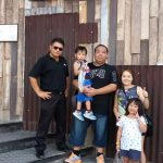 Jerry Lim and family - Singaporean customer
