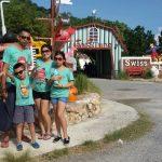 Lynn and family - Singaporean customer